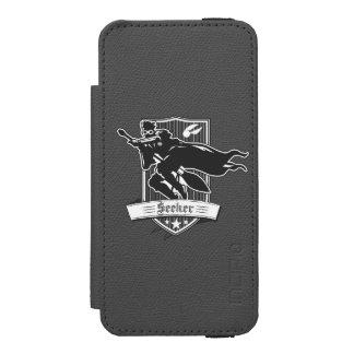Seeker Badge Incipio Watson™ iPhone 5 Wallet Case