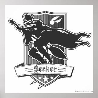 Seeker Badge Poster