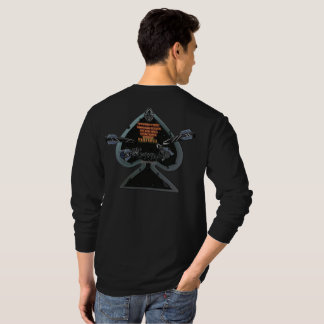 SEEKER DEFINITION DC:Basic Long Sleeve T-Shirt