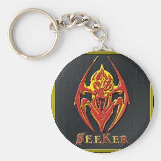 SEEKER GRAPHIC THEME Keychain