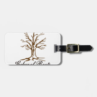 Seeker of Roots Bag Tag