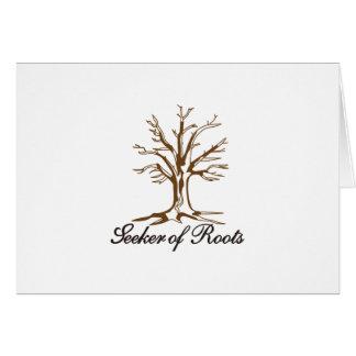 Seeker of Roots Card