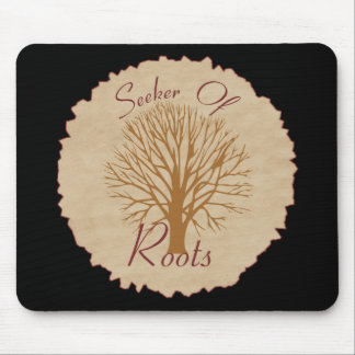Seeker of Roots Mousepad