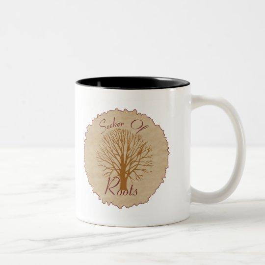 Seeker of Roots Mug