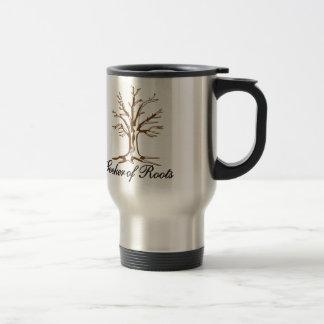 Seeker of Roots 15 Oz Stainless Steel Travel Mug