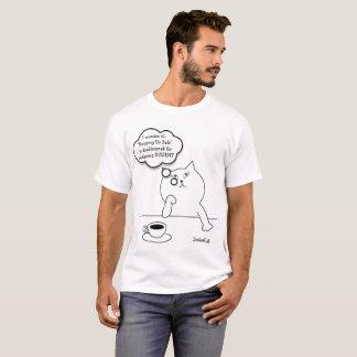 SeekerCat Dissent T-Shirt