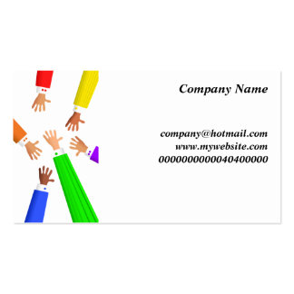 Seeking Deals, Double-Sided Standard Business Cards (Pack Of 100)
