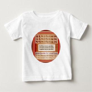 Seeking Refuge in Buddha Baby T-Shirt