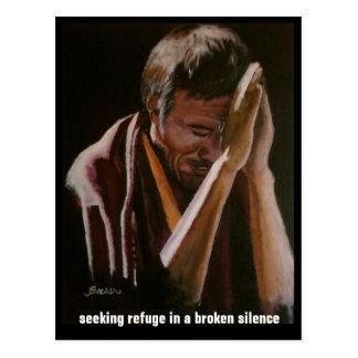 seeking refuge post cards