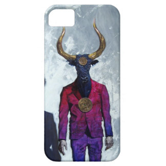 Seeking The Minotaur iPhone 5 Covers