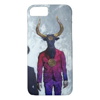 Seeking The Minotaur iPhone 7 Case