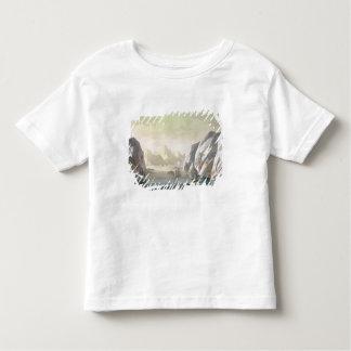 Seeking the North West Passage - the British Voyag T-shirt