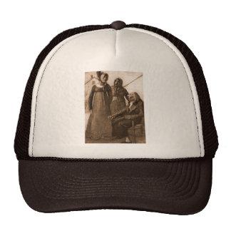 Seeking Wisdom Trucker Hats