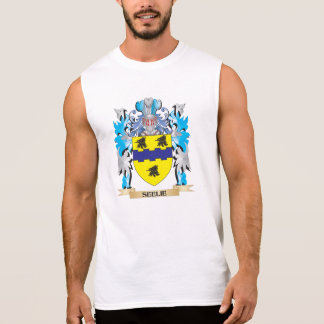 Seelie Coat of Arms - Family Crest Sleeveless Tee