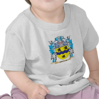 Seelie Coat of Arms - Family Crest Tee Shirt