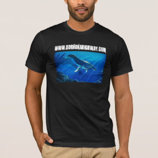 Seemingly Bottomless, www.bornonahighway.com T-Shirt
