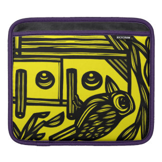 Seemly Excellent Resourceful Action iPad Sleeve