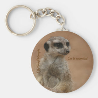 Seemply a meerkat keychain... keychain