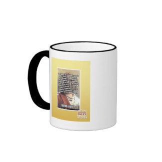 Seems Legit Ringer Coffee Mug