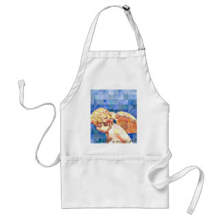 """Seen by an angel"" Apron"