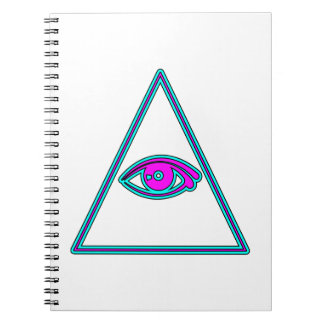 Seen It All 1 Spiral Note Books
