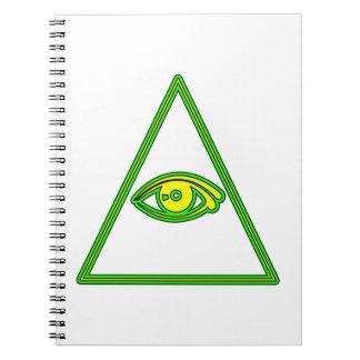 Seen It All 3 Spiral Notebook