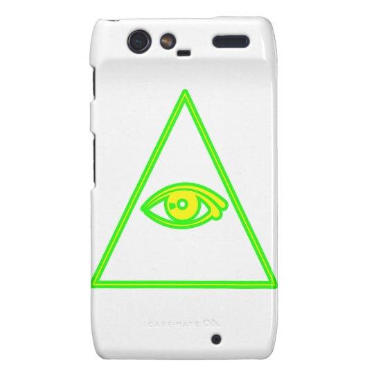 Seen It All 4 Motorola Droid RAZR Cover