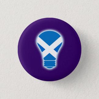 Seen the Light Scottish Independence Pinback Pinback Button