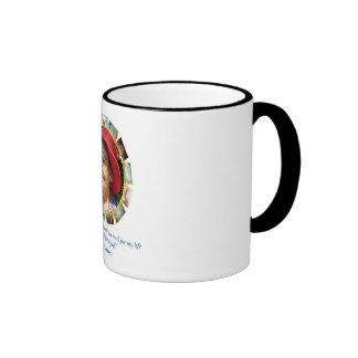 Seena Potent Quote Ringer Mug
