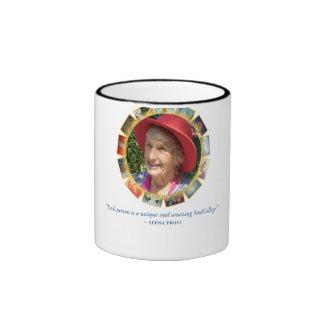 Seena Unique Quote Ringer Mug