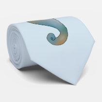 Seepferdchen Neck Tie