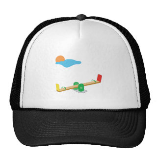 Seesaw All The Ups Trucker Hat