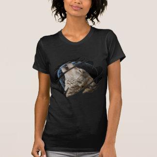 Seethru-lobo Camiseta