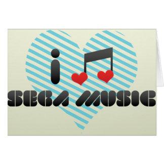 Sega Music Card