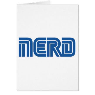 sega nerd card