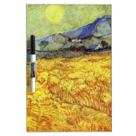 Segador de Vincent van Gogh Pizarras Blancas De Calidad