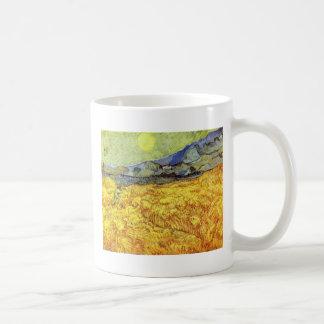 Segador de Vincent van Gogh Taza Clásica