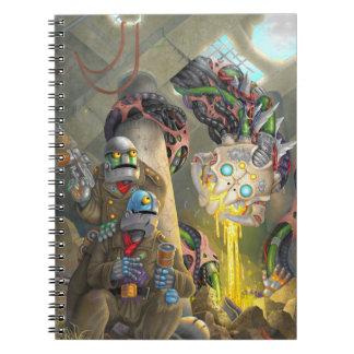 Segador del alma cuadernos