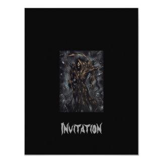 segador, invitación