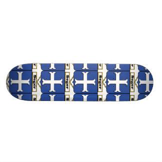 Seger Family Crest Skateboards