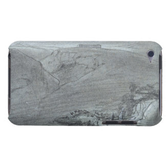 Segesta, from 'Views of Sicily' (chalk & gouache o Barely There iPod Cover