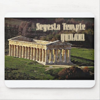 Segesta Temple Mouse Pad
