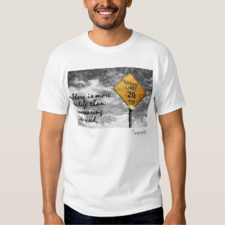 Segnavita Speed T Shirt