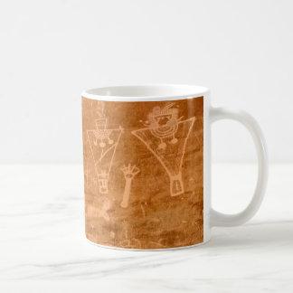 Sego Canyon Petroglyphs - Thompson Springs - Utah Coffee Mug