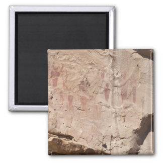 Sego Canyon Rock Art Magnet