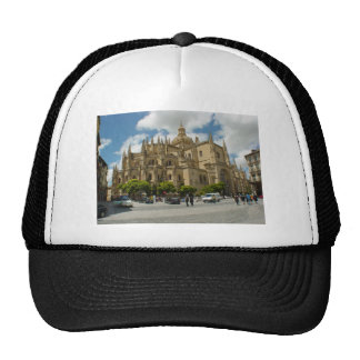 Segovia Cathedral- Spain Trucker Hat