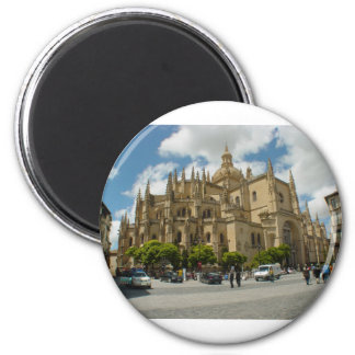 Segovia Cathedral- Spain Magnet