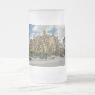 Segovia Cathedral-Spain Mugs