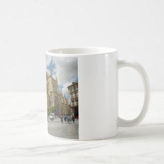 Segovia Cathedral- Spain Coffee Mugs