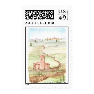 Segovia, España - sellos
